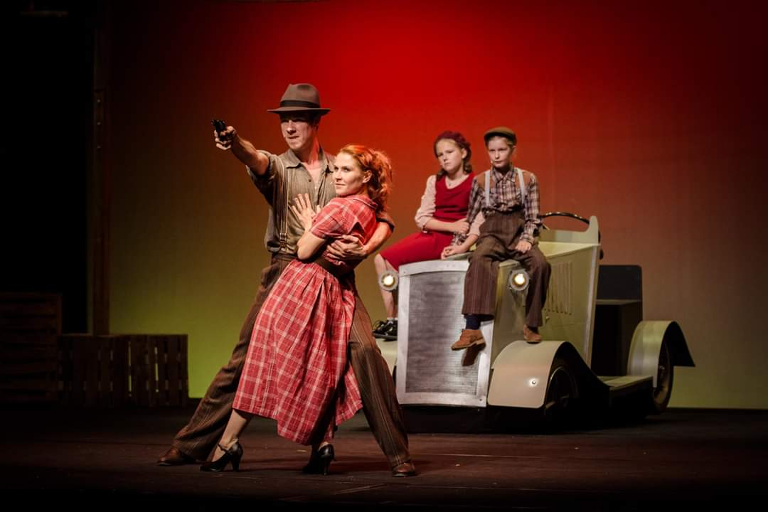 Musical Bonnie&Clyde – BSO Producties